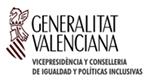 Vicepresidencia y Conselleria de Igualdad y Políticas Inclusivas